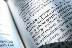 Kino kalbos žodynas